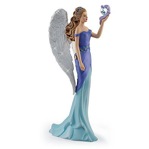 Thomas Kinkade Angel of Faith Figurine