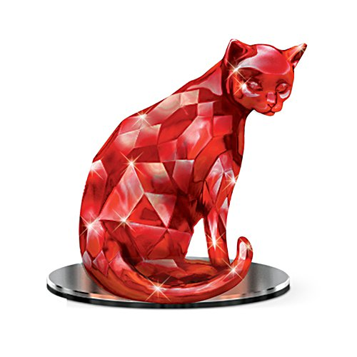 'Spirit Of The Red Diamond' Figurine