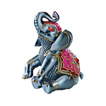"""""""Lucky Me"""" Elephant Figurine"""