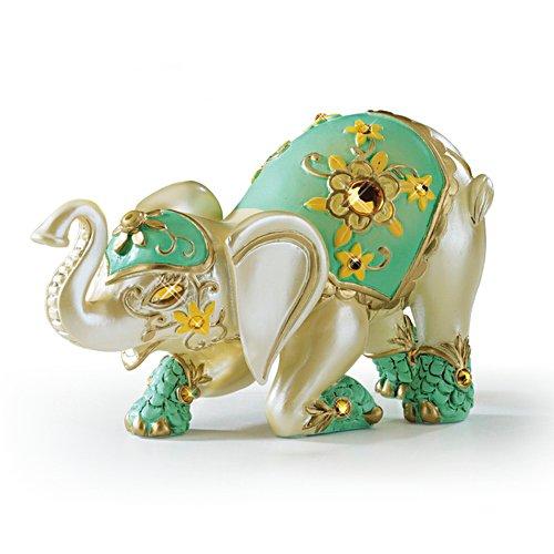 """""""Charmed Life"""" Elephant Figurine"""