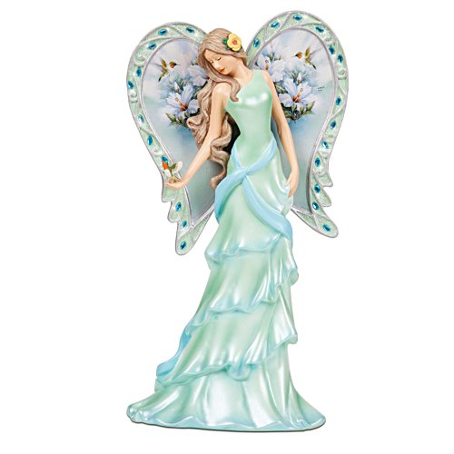 Lena Liu Angel of Spirited Allure Figurine
