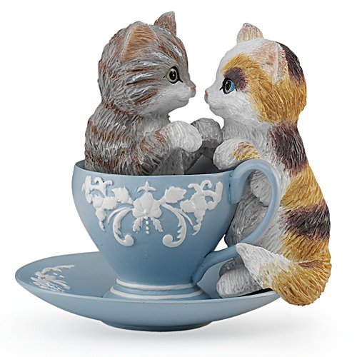 Steeping with Elegance Figurine