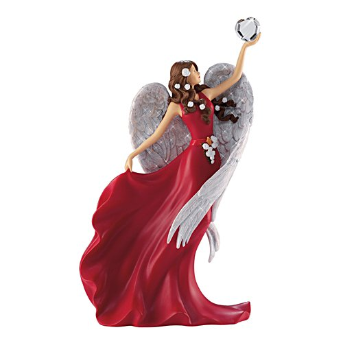 "Thomas Kinkade Women's Heart Health ""Heart Of Faith"" Figurine"