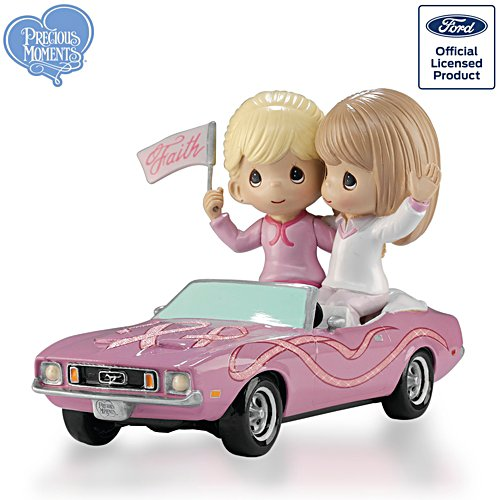 Ford And Precious Moments Fuelled up Faith Figurine