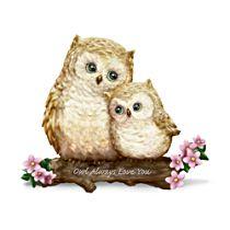 "Kayomi Harai ""Owl Always Love You"" Figurine"