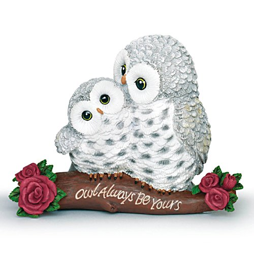 "Kayomi Harai ""Owl Always be Yours"" Figurine"