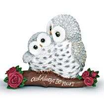 "Kayomi Harai ""Owl Always be Yours"" Figurine"