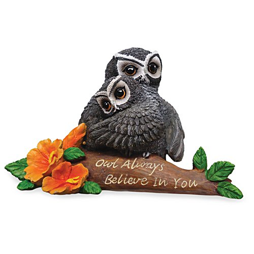 'Owl Always Believe In You' Figurine