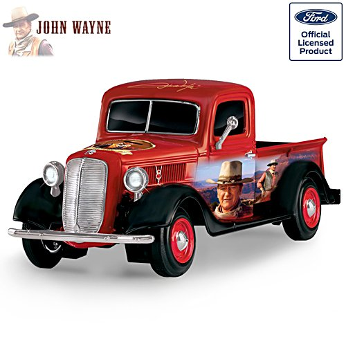 John Wayne: American Icon Ford Sculpture