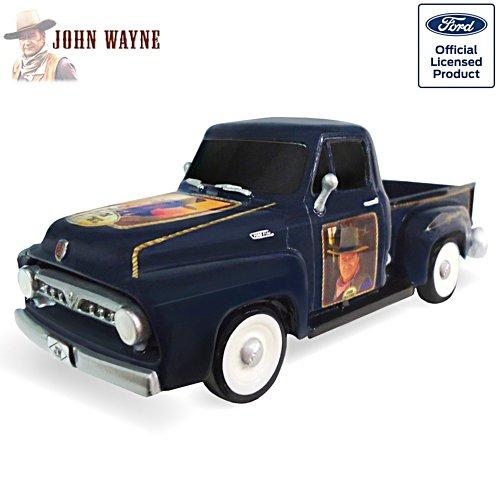 John Wayne: American Trailblazer Ford Sculpture