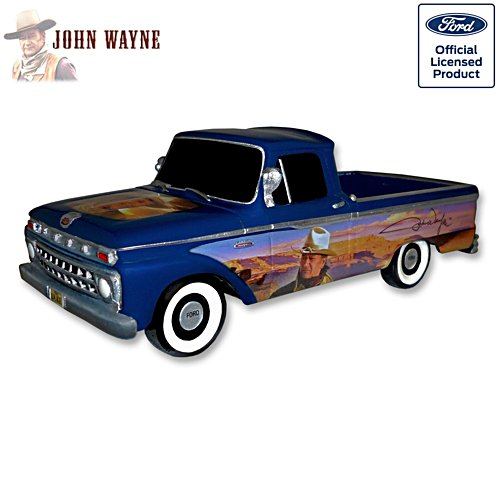 John Wayne: Western Spirit Ford Sculpture