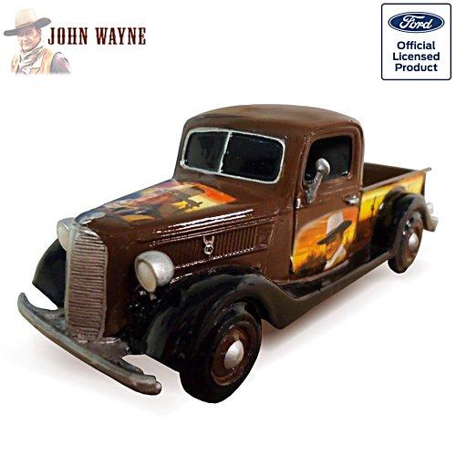 John Wayne: Western Rider Ford Sculpture