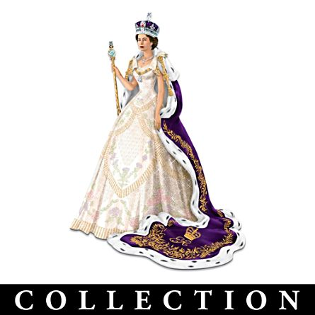 'Royal Style Of Queen Elizabeth II' Collection