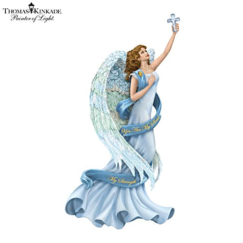 Thomas Kinkade 'You Are My Soul, My Strength' Figurine