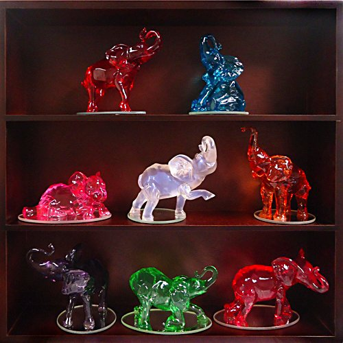Blake Jensen Rarest Gem Elephants of the World