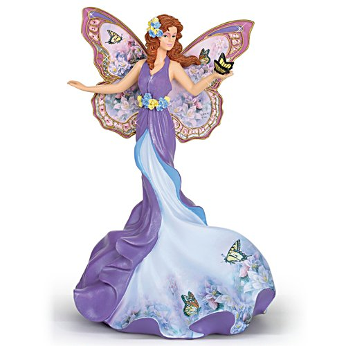 Spirited Strength Alzheimer's Support Angel Figurine