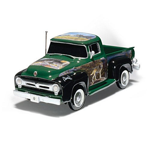 Al Agnew Spirit Of The Wild: Forest Watch Ford Truck