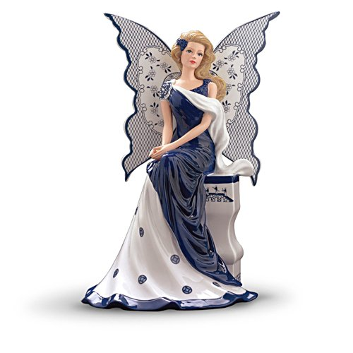 Captivating Peaceful Passage Figurine