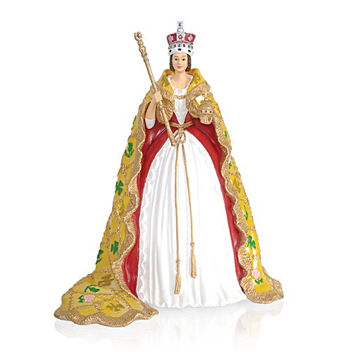 The 'Royal Coronation Of Queen Victoria' Figurine
