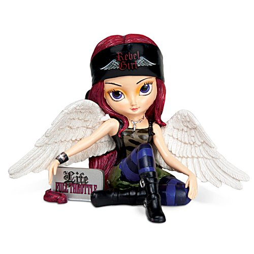 "Jasmine Becket-Griffith ""Life Full Throttle"" Figurine"
