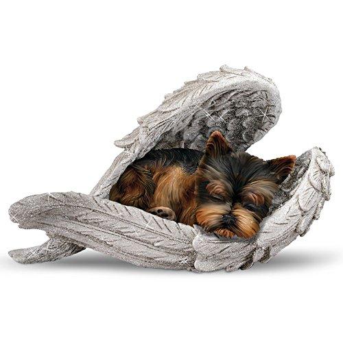 Träume süß, kleiner Yorkie – Hundefigurine