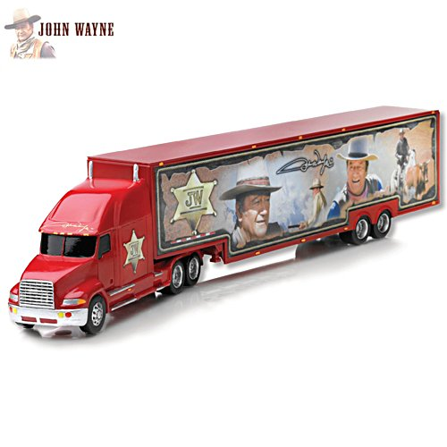 John Wayne: Legend of the Open Road Hauler