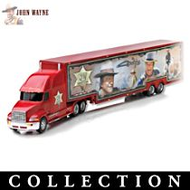 "John Wayne ""Legend Of The Open Road"" Hauler Collection"