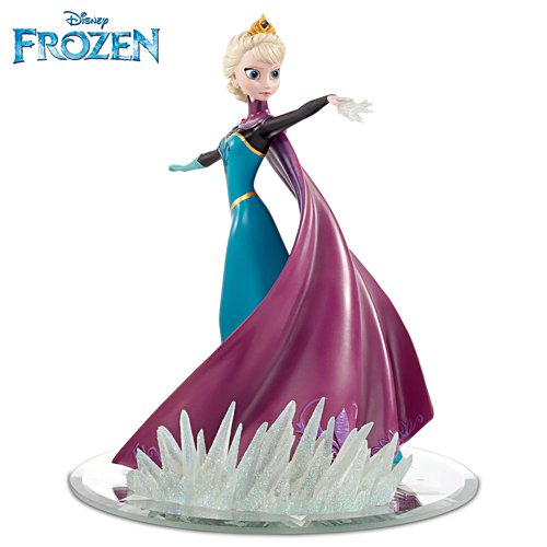 "Disney FROZEN Elsa ""Coronation Day"" Figurine"