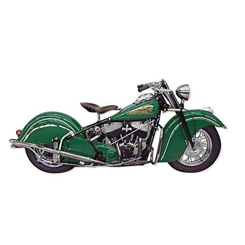 1948 Indian Motorcycle Sculpture
