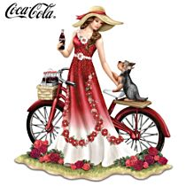 A Refreshing Promenade By COCA-COLA
