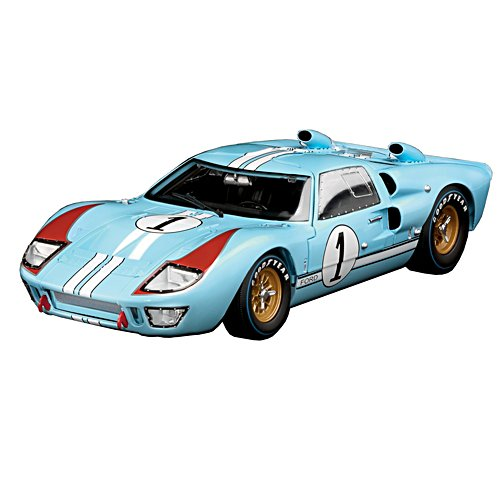 1:18-Scale 1966 Ford GT-40 MK II Diecast Car