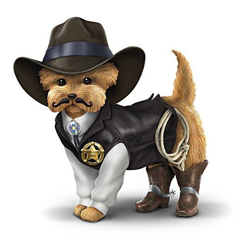 Sheriff Wyatt York  – Hundefigurine