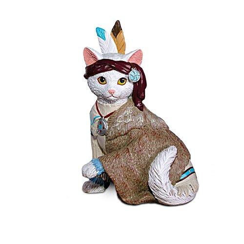 Mosi Mokassin — Katzenfigurine