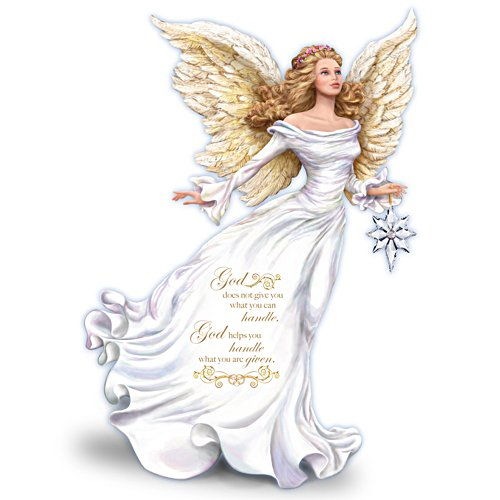 Dona Gelsinger My Strength, My Guide Angel Figurine