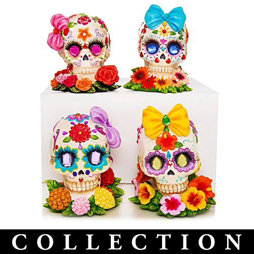Margaret Le Van Sugar Skull Divas Figurine Collection