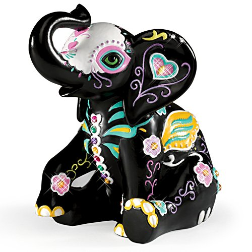 "Blake Jensen ""Colours of Fortune"" Sugar Skull Figurine"