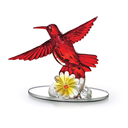 Lena Liu 'Beauty of The Ruby' Hummingbird Figurine