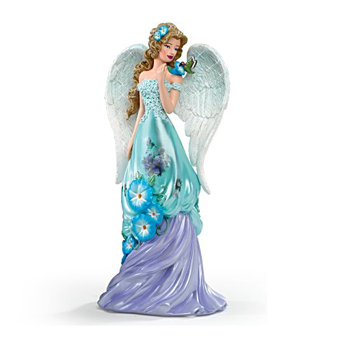 Lena Liu Angelic Beauties Of The Garden Angel Figurine Collection