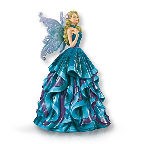 "Nene Thomas ""Loving Brilliance"" Ovarian Cancer Awareness Figurine"
