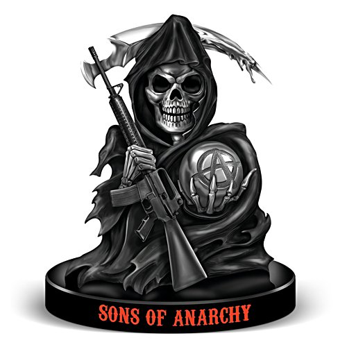 Sons of Anarchy – Skulptur