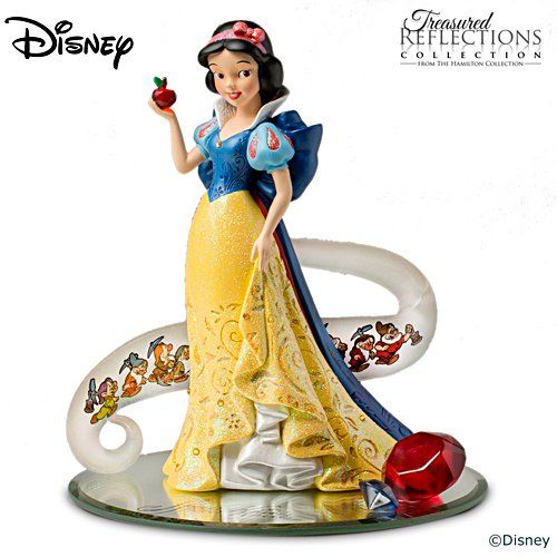Disney Snow White 80th Anniversary Commemorative Figurine