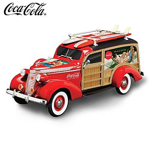 Auf Erfrischungsfahrt – Coca Cola-Modellauto
