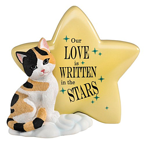 Our Love is Written in the Stars Figurine