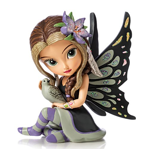 Jasmine Becket-Griffith Fairy With Dove Figurine