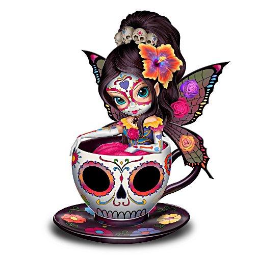 Jasmine Becket-Griffith Sugar Skull-Inspired Fairy Figurine