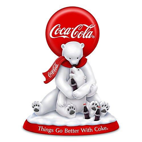 IJsberesterke verfrissing – Coca-Cola-beeldje