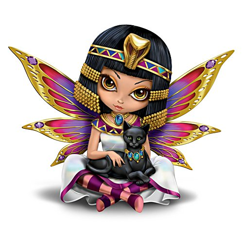 Jasmine Becket-Griffith Cleopatra-Inspired Fairy Figurine