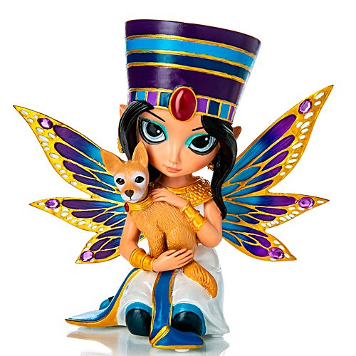 Jasmine Becket-Griffith Elegant Queen of Virtue Figurine