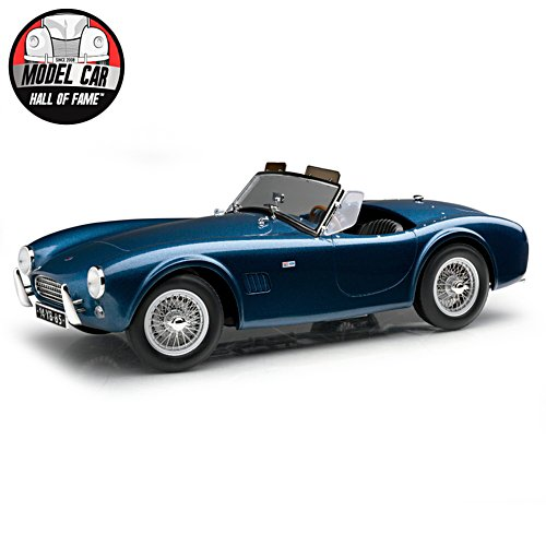 1:18-Scale 1963 AC Cobra 289 Diecast Car