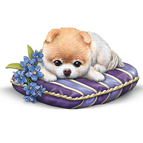 Boo, The World's Cutest Dog Alzheimer's Support Figurine